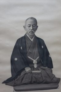初代 赤沢華峯(元次郎)